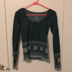 Free people holiday long sleeve